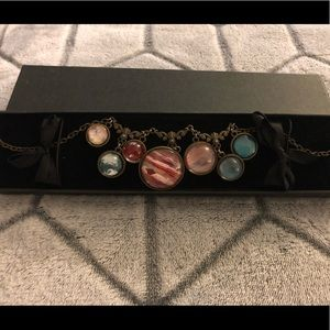 Necklace of planets